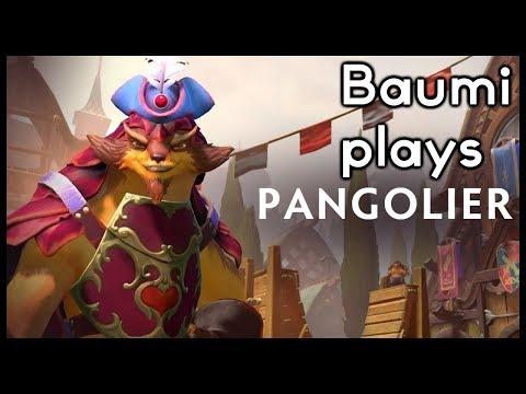 Dota 2 | UNKILLABLE TANK! BALL LIKE A BOSS!! | Baumi plays Pangolier thumbnail