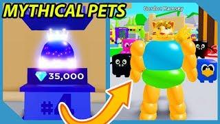 L'acquisto del più costoso animale domestico in Roblox Om Nom Simulator