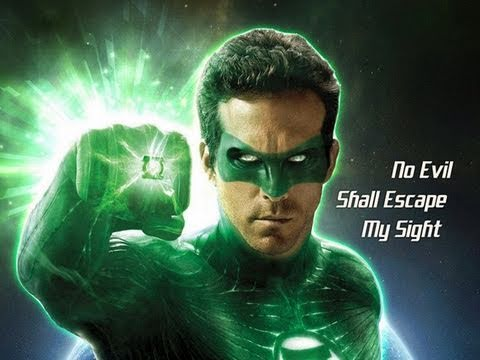 GREEN LANTERN | Trailer deutsch german [HD]