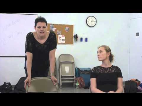#BwayBootCamp: Acting The Song with Kate Shindle
