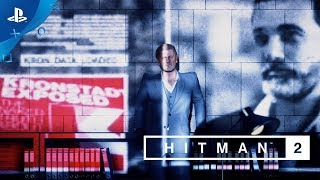Hitman 2 - Elusive Target #1 Full Mission Briefing | PS4