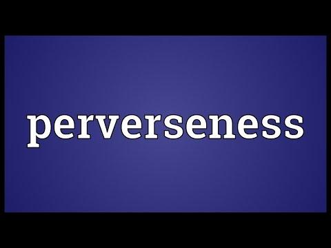 Header of perverseness