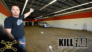 The New KillFab Fab Shop