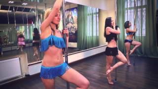 Группа Pole Dance новички