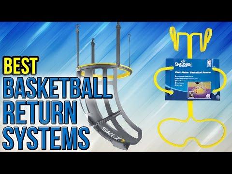 7 best basketball return systems 2017 youtubePure2improve Basketbal Returner #12