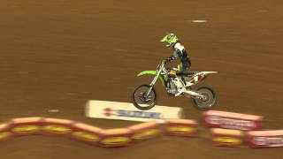 Supercross LIVE! 2014 - 2 Minutes on the Track - 450 Second Practice in Atlanta
