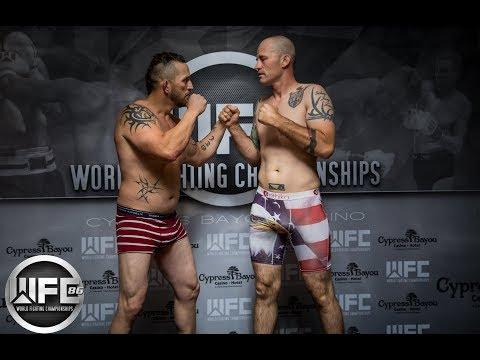 WFC 86| Jack Montgomery Vs Mike Flenkien May 12, 2018 at Cypress Bayou Casino