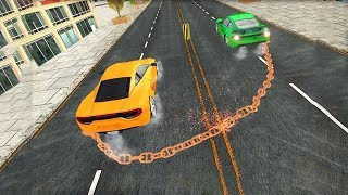 Chained Cars Real Car Crash Racing (by Gear Games Club) Android Gameplay [HD]