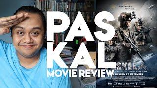 #ZHAFVLOG - DAY 265/365 - OST PASKAL TIRU LAGU OVERSEA? | PASKAL MOVIE REVIEW | HAIRUL AZREEN