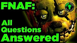 Game Theory: FNAF Mysteries SOLVED pt. 1 thumbnail