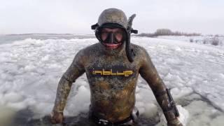 Если вы попали под лед...