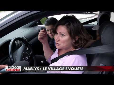 Maëlys, le village enquête - L'Info du Vrai du 08/09 - CANAL+