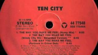 Ten City - Say Something (John Robinson Classic mix)