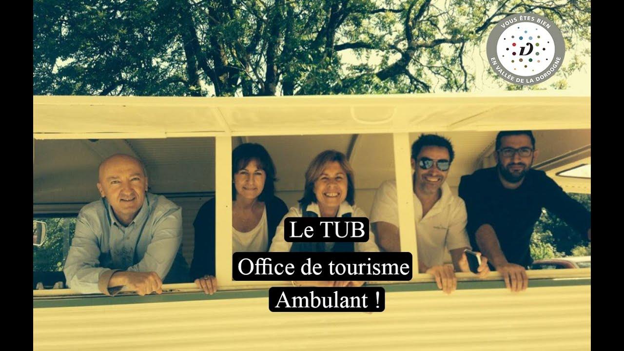 Le tub citro n de la vall e de la dordogne youtube - Office de tourisme vallee de la dordogne ...