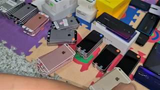 Iphone 6s 64gb Keng chuẩn Quốc tế , 5se 32gb vẫn không có màu vàng nhưng hàng chất không chê