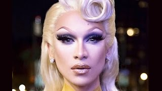 Extreme Seduction - Fashion Makeup Tutorial