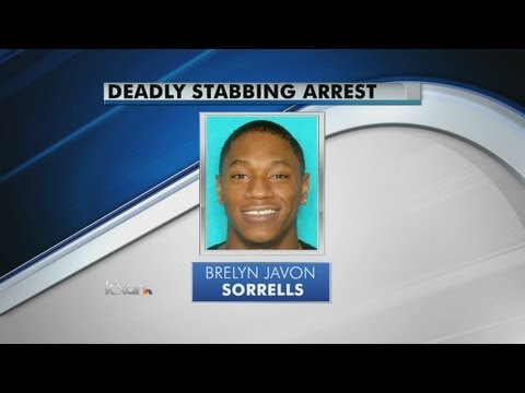 Suspect arrested in San Marcos stabbing death