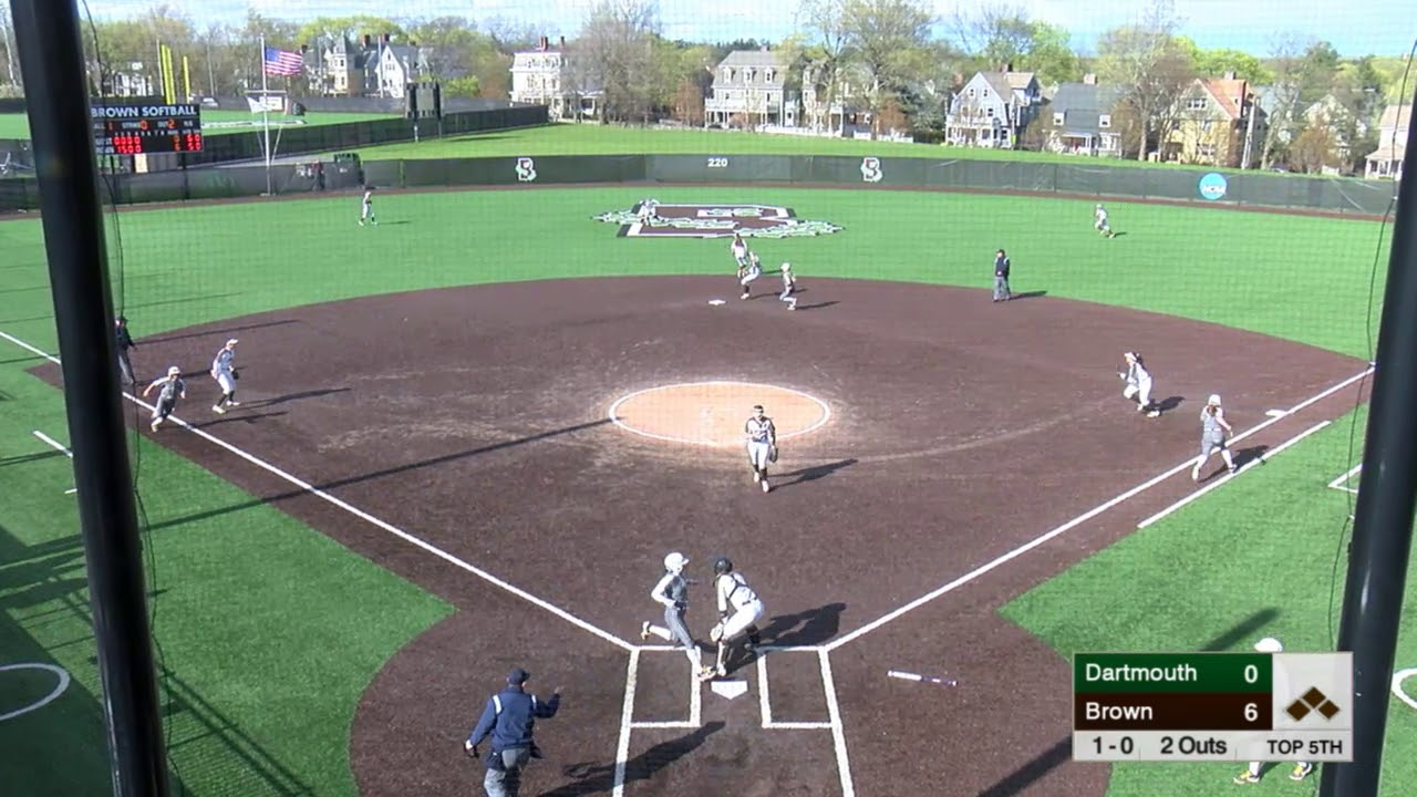 Highlights: Softball at Brown Apr  27, 2019 (Game Two)