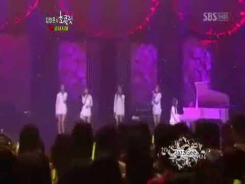 snsd jazz and rock gee.wmv