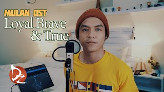 Loyal Brave and True (Acoustic Cover)