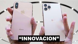 EL VÍDEO QUE APPLE NO QUIERE QUE VEAS | El nuevo iPhone 11 NO TIENE ESTO y los Android SI