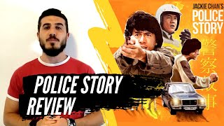 Police Story 1985 Review Recensione Jackie Chan 警察故事系列 Asian Movie Reviews (With Eng Sub)