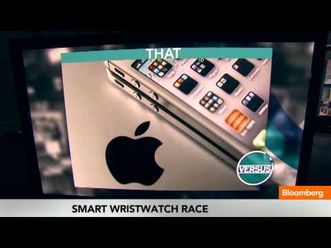 Turf War: Samsung Races Apple for First Smartwatch