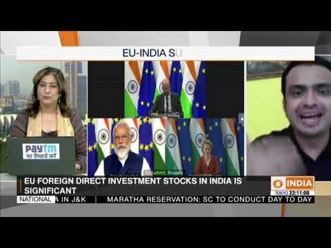 The News at 6.30 pm: PM Modi holds talks with EU leaders via video conference