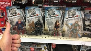 Justice League Toys Available NOW!!
