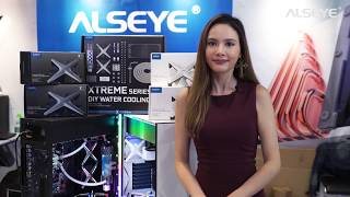 ALSEYE X-TREME Cooling Solution First Show in Global Sources Consumer Electronics 2019