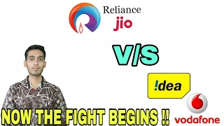 Vodafone - Idea merger | Is it beneficial ?? | Impact on reliance jio ?? | share market affected