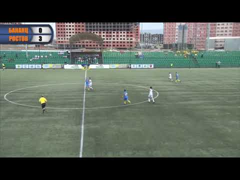 «Caspian Cup». «Бананц» - «Ростов»