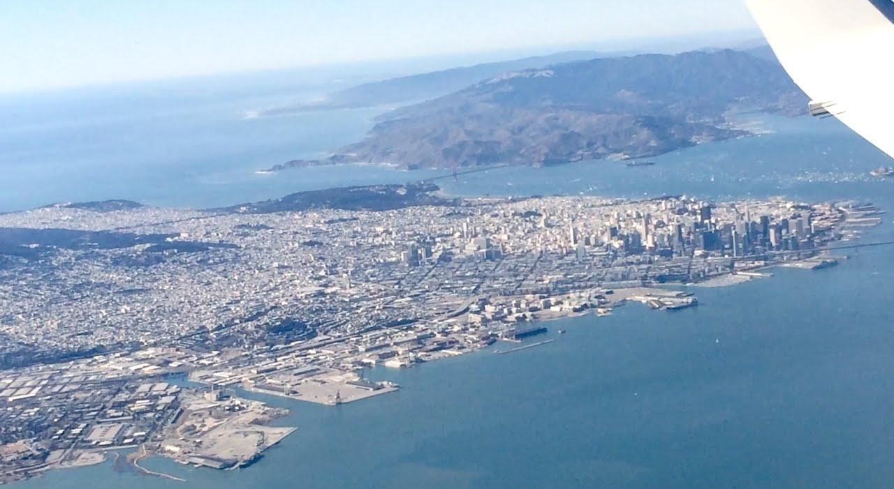 Takeoff From San Francisco Int L Airport San Francisco