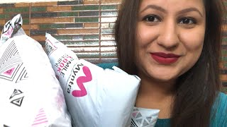 Myntra Maxi Dresses Haul Under Rs1000 Party wear / Affordable Myntra Gown Dress Lehenga Haul