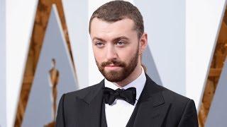 Sam Smith Responds to Dustin Lance Black's Heated Oscars Tweets