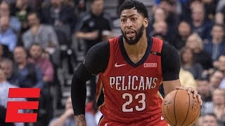 Anthony Davis' 25-20 game stands out in Pelicans vs. Raptors | NBA Highlights