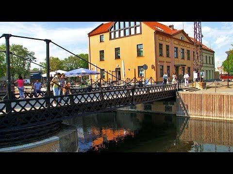 Klaipeda, Lithuania tourism / travel -  Klaipėda city tour - Turismo Lituania, ciudad, viaje, visit