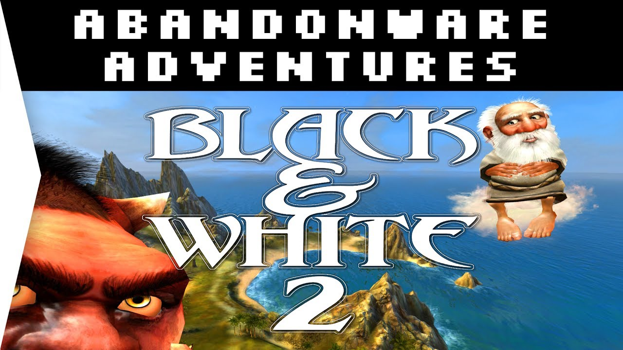 Black & White 2 ▻ God Game 2005! - Gameplay on Windows 10