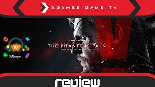 Обзор Metal Gear Solid V 5 The Phantom Pain Review
