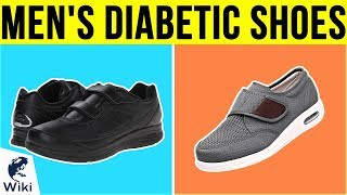 10 Best Men's Diabetic Shoes 2…