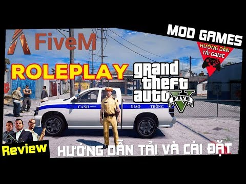 Cách Tải GTA 5 RolePlay Để Chơi Online Với Bạn Bè