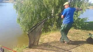 Еганово Лагуна - 35 кг за 2 часа