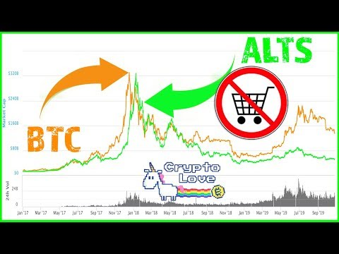 DON'T SELL BITCOIN and BUY ALTCOINS NOW!!!