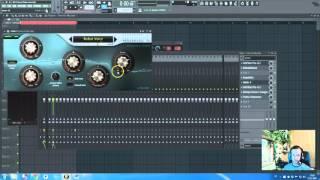 How to EDM: Robotic Voice Sound Effect FL Studio Tutorial / Skrillex Type (+ Free FLP, Samples)
