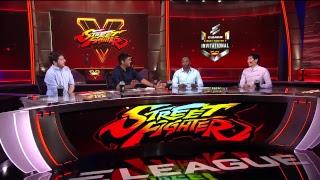 ELEAGUE Street Fighter V Group C Quarterfinals