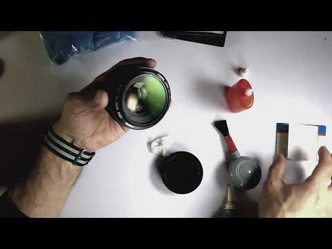 How to clean your dslr camera lenses