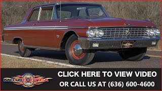 1962 Ford Galaxie 500 || For Sale