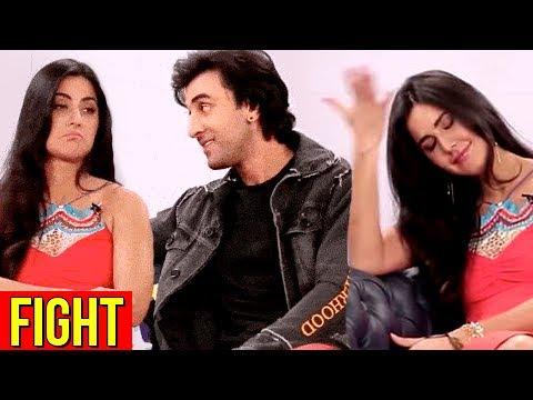 Katrina Kaif SHUTS DOWN Ranbir Kapoor, FIGHT During Interview Mp3