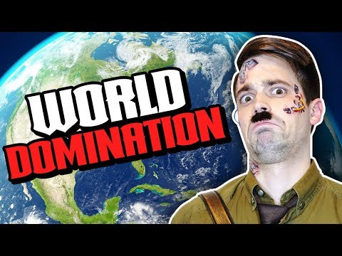 SMOSH TAKES OVER THE WORLD (Bloopers)