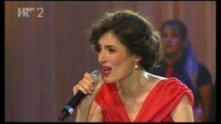 Doris Dragovic & zbor Kaplan - Ja vjerujem (LIVE, Lisinski, 29.10.2012)   HQ